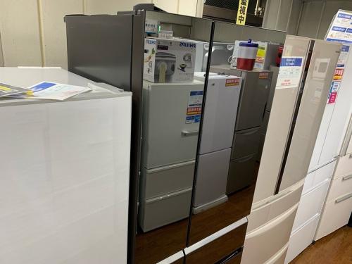 冷蔵庫のPanasonic