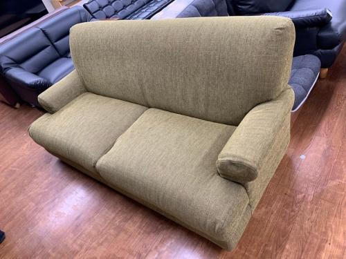 家具の木枠ソファ