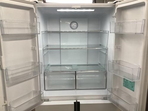 ハイアールの4ドア冷蔵庫
