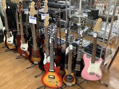 エレキギターの楽器 買取 流山