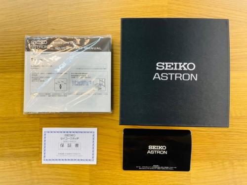 SEIKOの7X52-0AB0
