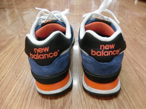 シューズのニューバランス(new balance)