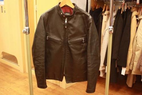ジャケットのShott ライダースジャケット
