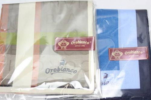 ビジネスアイテムのオロビアンコ(Orobianco)