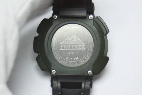 腕時計のCASIO PRG-240