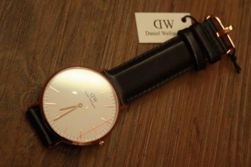 腕時計のDaniel Wellington