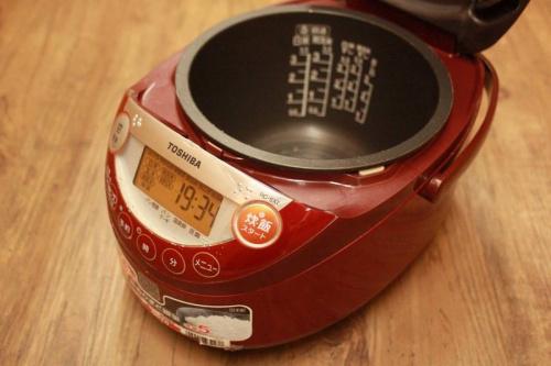 炊飯器のTOSHIBA