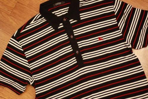 ポロシャツのBURBERRY BLACK LABEL