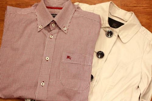 ファッションのシャツ