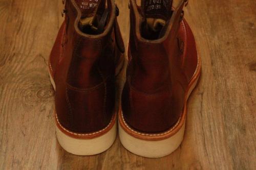 ブーツのWOLVERINE