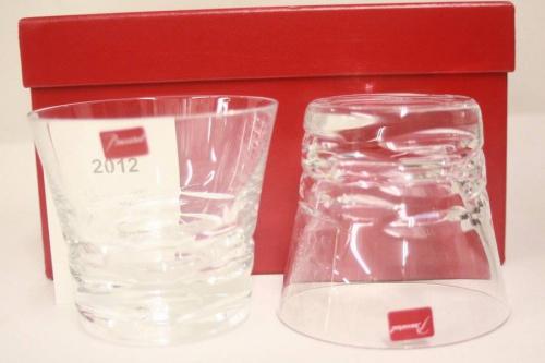 洋食器のBaccarat グラス
