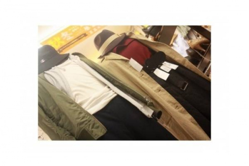 東浦和 衣類のアウトドアブランド