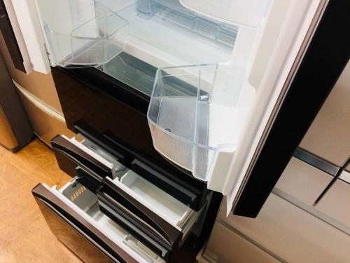 大型冷蔵庫の新生活
