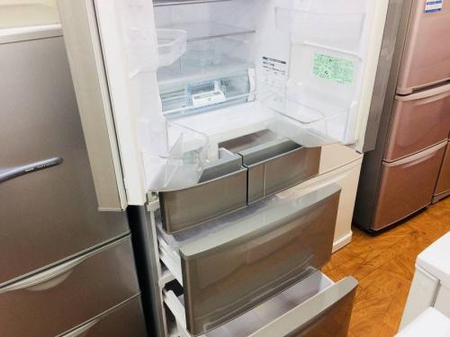 冷蔵庫の扇風機