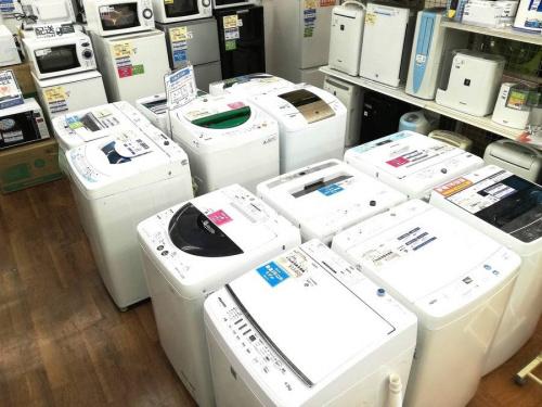 冷蔵庫の洗濯機