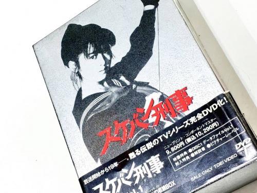 DVDのBlu-ray