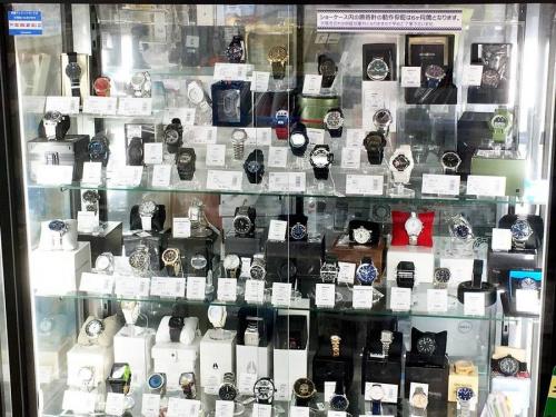 中古 リサイクルの東浦和 腕時計