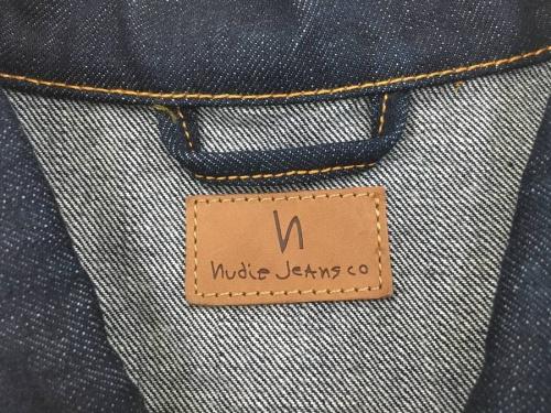 NUDIE JEANSのデニムジャケット