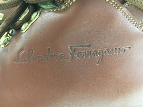 Salvatore Ferragamoのブーツ