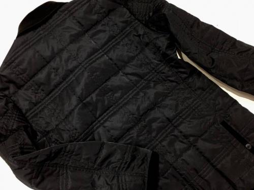 BURBERRY BLACK LABELのキルティングコート