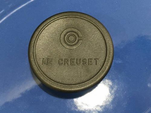 LE CREUSETのココットオーバル