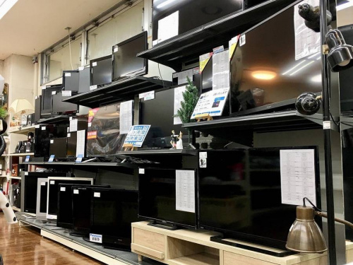 リサイクル 液晶テレビの浦和3店舗中古家電情報
