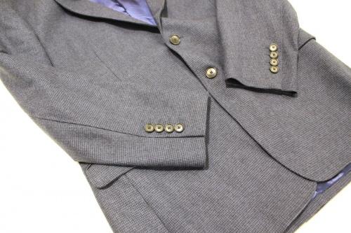 ジャケットのウールジャケット