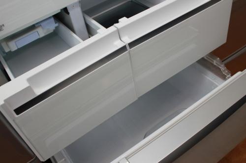 中古 冷蔵庫のMITSUBISHI