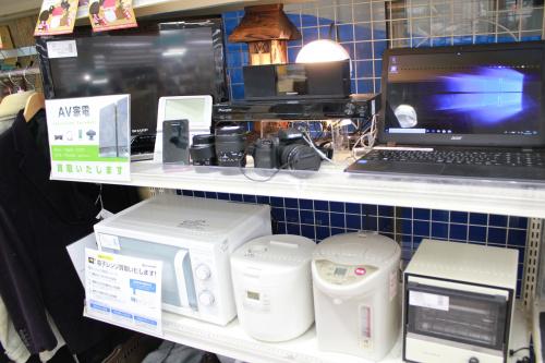 デジタル家電の中古 家具