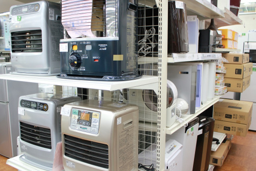 家電 買取の不用品