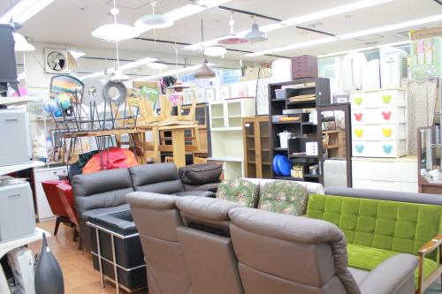 ブラウンの東浦和 家具