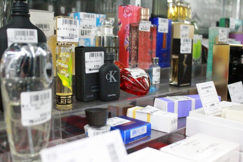 メンズ アクセサリー の中古 香水