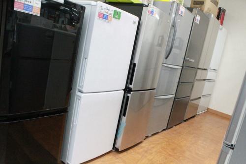 冷蔵庫 洗濯機の中古 家電