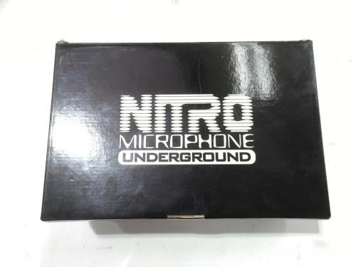 BEAR BRICKのNITRO MICROPHONE UNDERGROUND