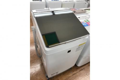 テレビの洗濯機
