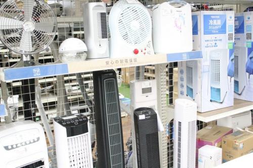 中古 家電 リサイクルの中古 扇風機