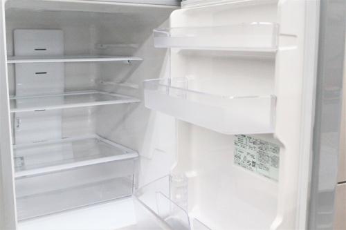 生活家電の冷凍庫