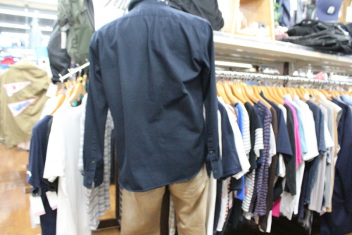 ダウンジャケットの古着