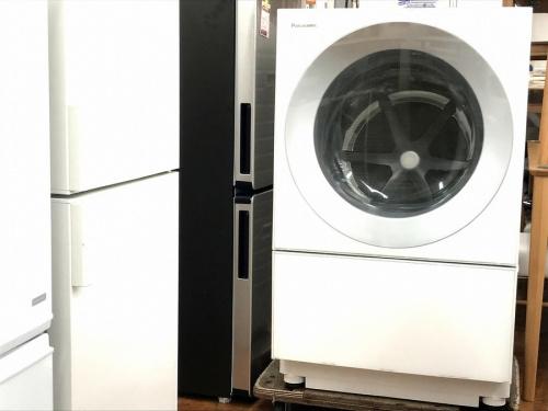 ドラム式洗濯機のPanasanic