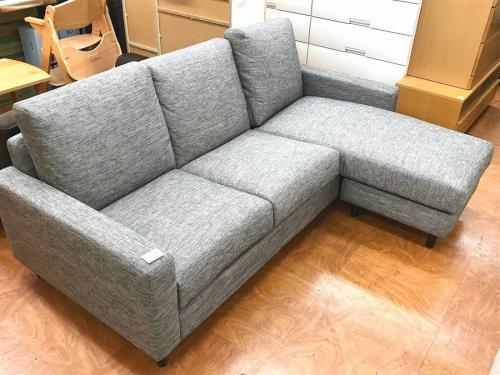 家具 中古のソファー 布張り