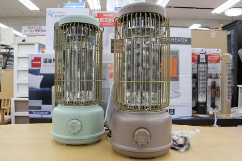 暖房 ヒーターの未使用