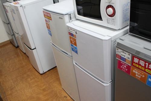 冷蔵庫 洗濯機の中古