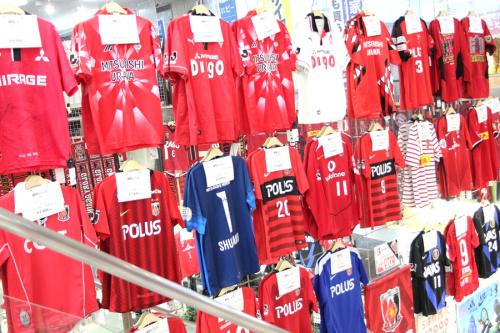 スポーツ用品のサッカー ショップ 東浦和