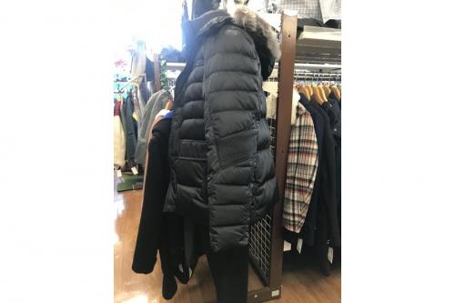 コートのHUGO BOSS