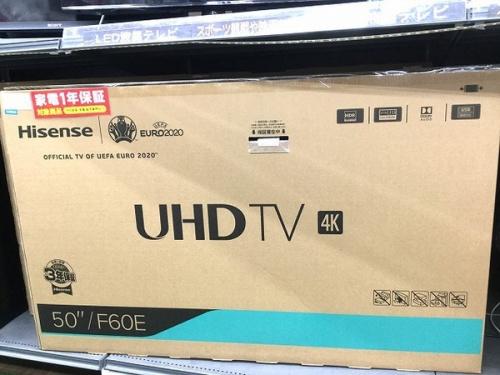 テレビ 液晶テレビの大画面 4K対応