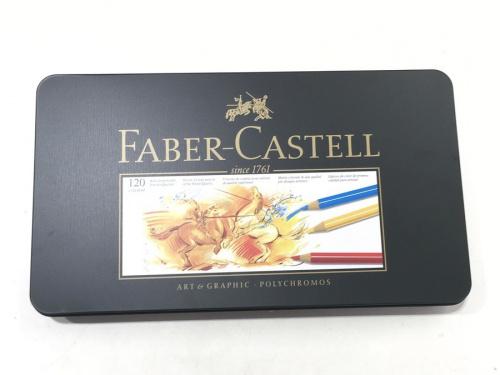 色鉛筆のFABER-CASTELL