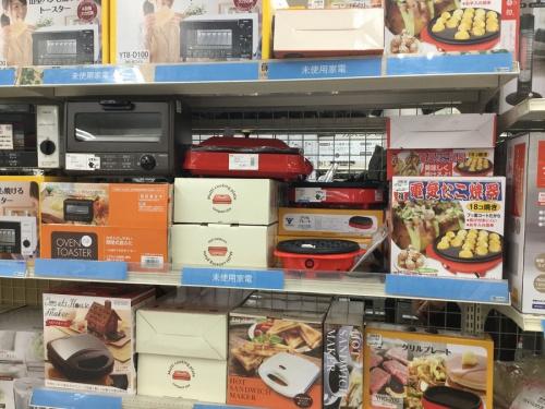 炊飯器のオーブントースター