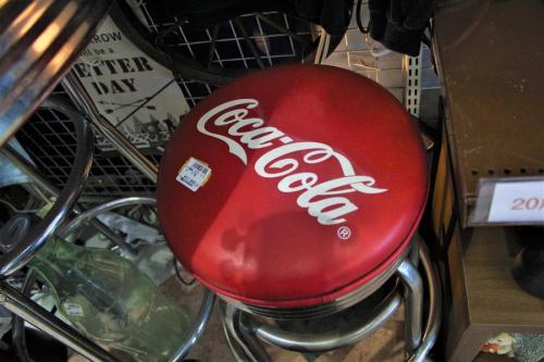 アメリカ雑貨のコカコーラ
