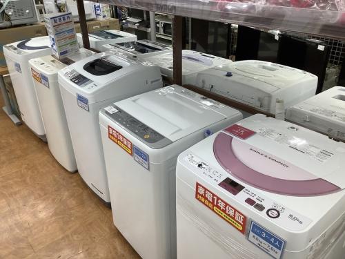 2槽式洗濯機のAQUA