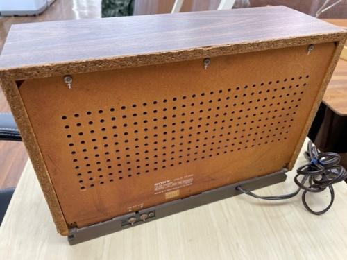 レトロのラジオ